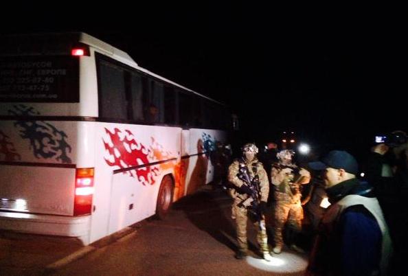 В СБУ подтвердили, что состоялся успешный обмен пленными на Донбассе - Цензор.НЕТ 8677