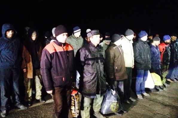В СБУ подтвердили, что состоялся успешный обмен пленными на Донбассе - Цензор.НЕТ 8951