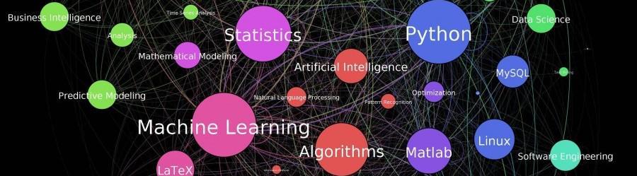 Top 10 #Data Science Skills