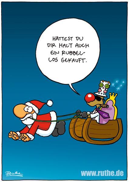Ralph ruthe on twitter letzter weihnachts cartoon f r - Weihnachts status ...