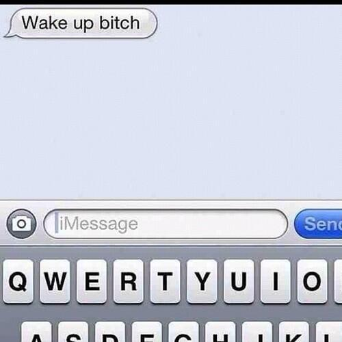 good morning texts to send to a girl you like