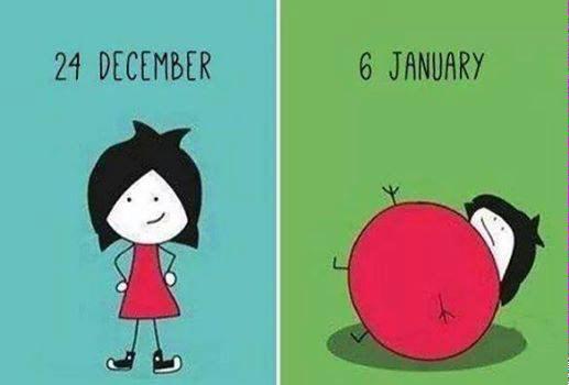 Vamos todos por el mismo camino... #Navidad http://t.co/ptqQ82a1oP