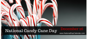 Candy canes for Christmas? PERFECT because its #NationalCandyCaneDay - luv them crushed in marshmallow treats! http://t.co/wbbVzCBINO