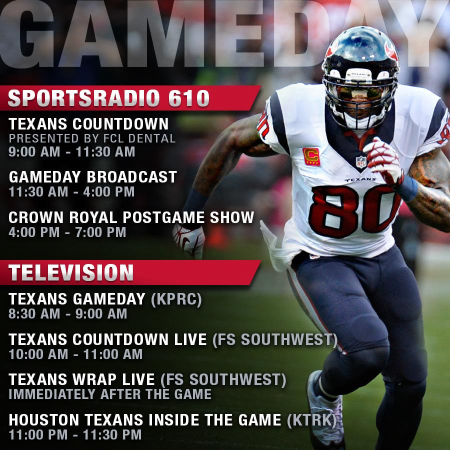 Houston Texans On Twitter Texansgameday Means Texans