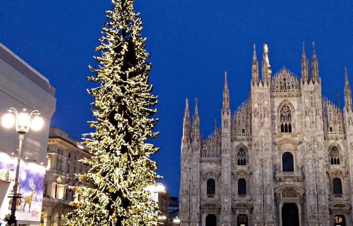 Natale a Milano.