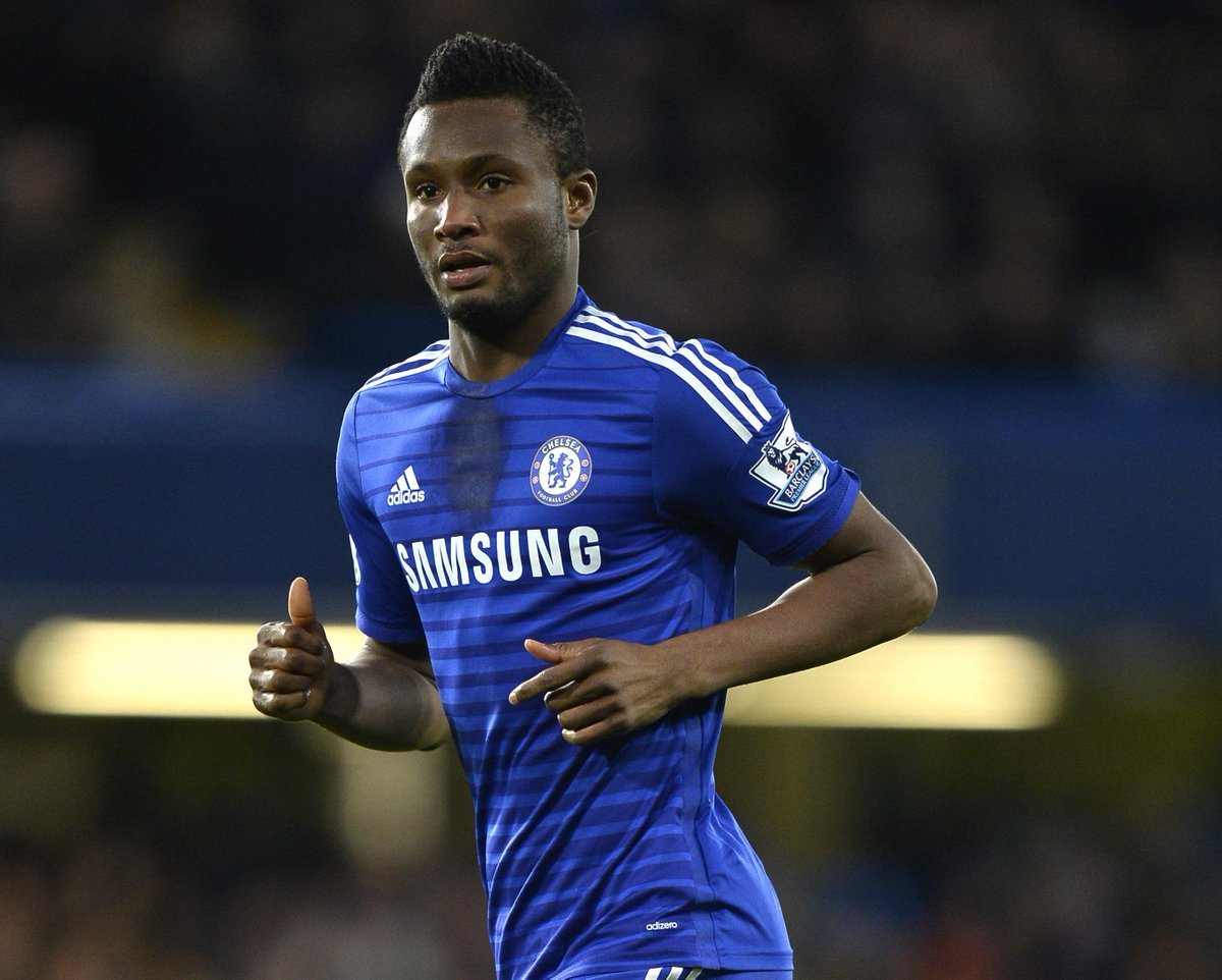 CHELSEA, TERRY, CECH, WISH MIKEL A HAPPY BIRTHDAY