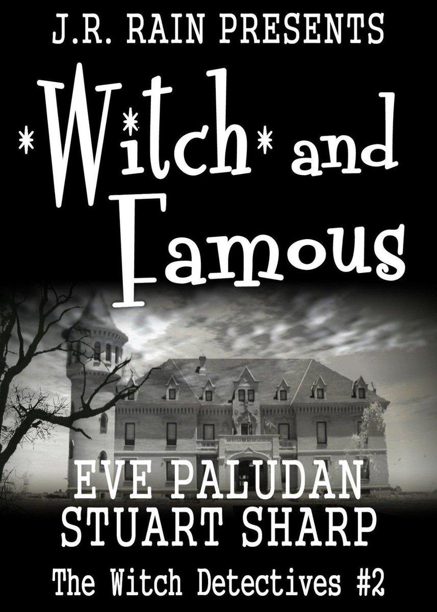 HOT♡#PARANORMAL ROMANTIC♡#SUSPENSE @evepaludan ♆WITCH♡&amp;♡FAMOUS♆ Spellbinding Fantasy #ASMSG  http://www. amazon.com/Witch-Famous-D etectives-2-ebook/dp/B00M3MATTA/ref=sr_1_9 &nbsp; … <br>http://pic.twitter.com/gU9YFWGkpQ