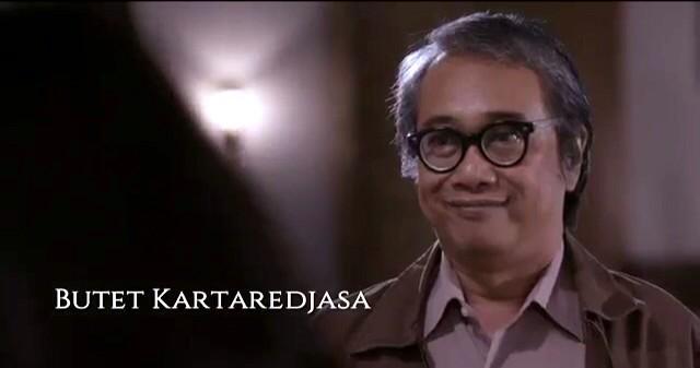 Butet Kertaradjasa salah satu pemeran Abracadabra/Foto: @NADAutkASAfilm