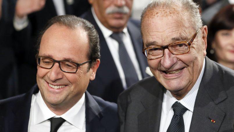DERNIÈRE MINUTE - @fhollande s'entretiendra avec #VGE et Jacques #Chirac http://t.co/M7QupShQOA http://t.co/xoMHEd9pp1