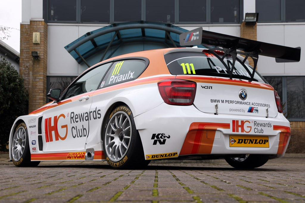 Official - waiting is over with my return to @DunlopBTCC with @Official_WSR @BMW_UK . Details follow. #IHGracing http://t.co/MSnQaniHFr