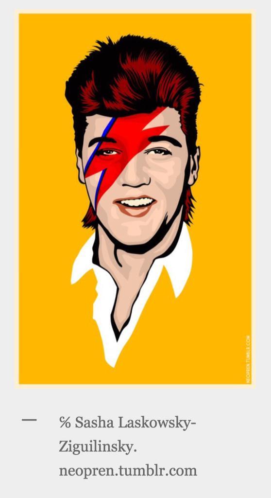 Elvis Drawing Tumblr