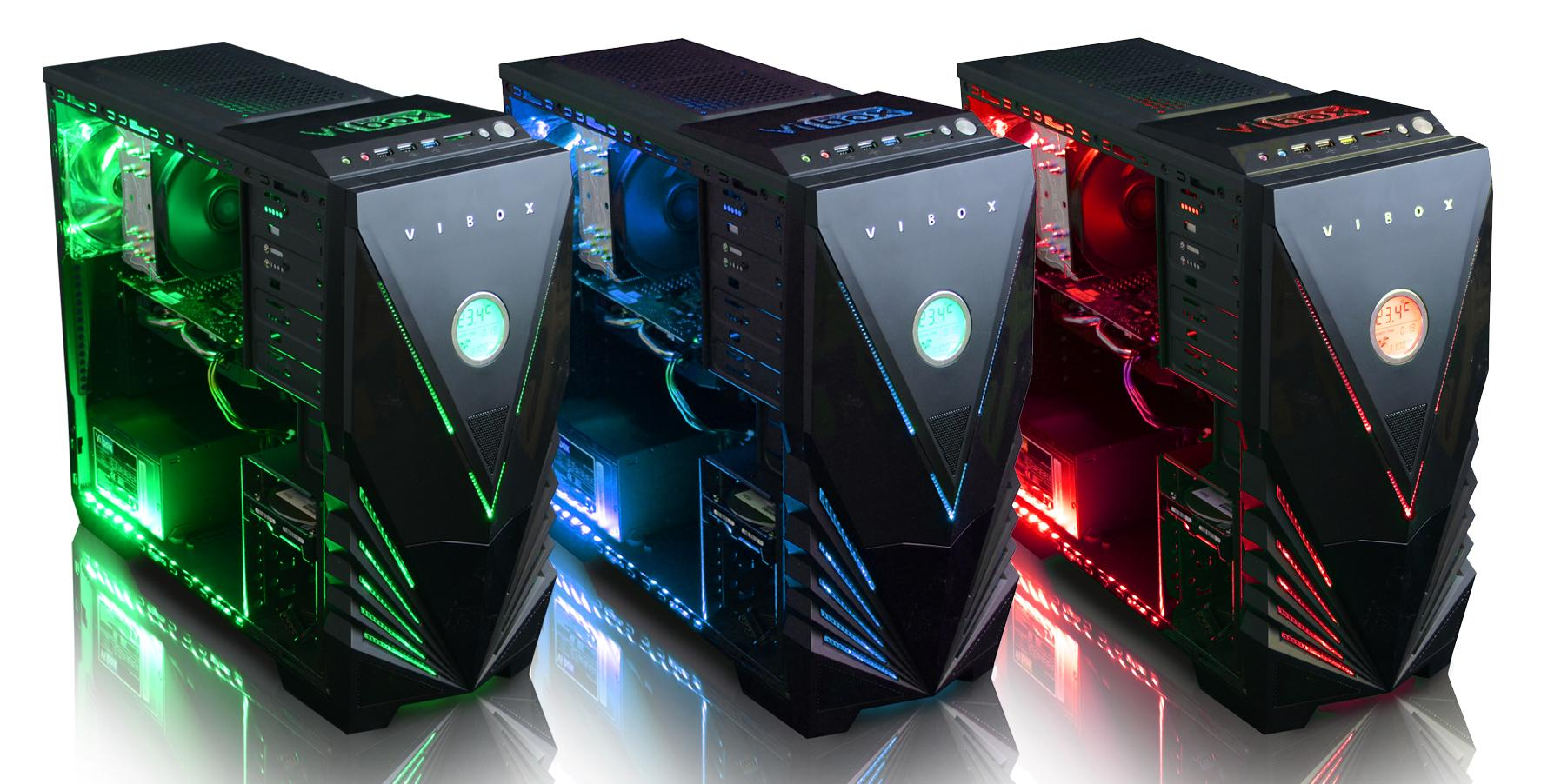 Vibox Computers On Twitter Quot Our Range Of Best Selling Led