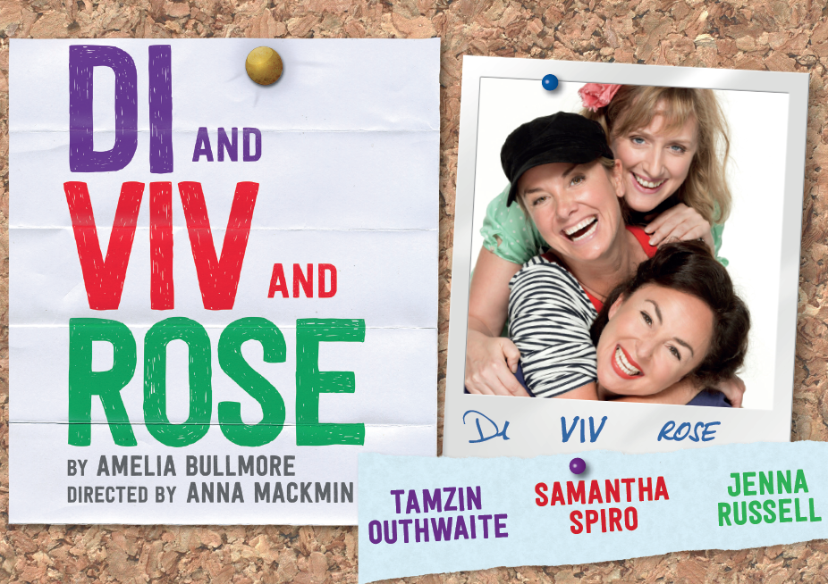 RT @LondonCallingUK: See @mouthwaite, @jennarusselluk and @Samanthaspiro in @DiVivandRose - win tickets here! http://t.co/6yCJftrJNC http:/…
