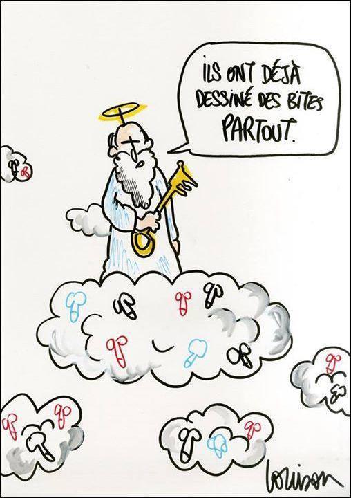 Merci à la dessinatrice @Louison_A de nous redonner le sourire ! #JeSuisCharlie http://t.co/vttfzdx4ES