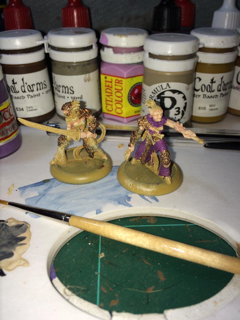 See, Legion gets paint too!