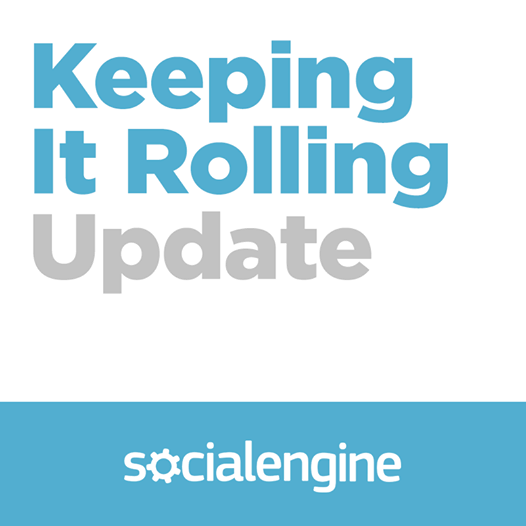 Check out the newest Keeping It Rolling Update to see what the team has been up to: http://t.co/IGqF8NrJr4 http://t.co/dvjynMhfpH