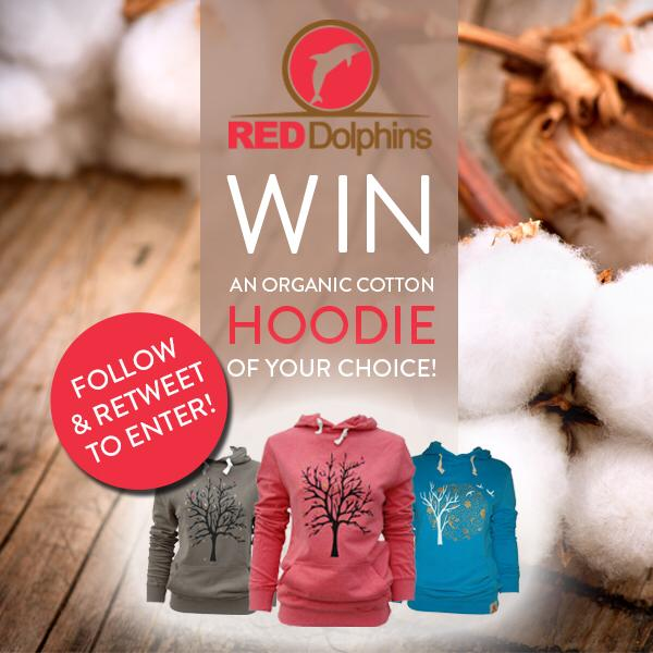 Enter our brand new #COMPETITION to #WIN a #REDDolphins organic cotton jumper! #Follow and #RT To enter! Good Luck! http://t.co/UVPTp8OKif