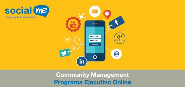 Nuevo Programa Ejecutivo de Community Management. Inicio de clases jueves 5 de febrero: http://t.co/bXdWNvpc1U http://t.co/ze4swwtgG5