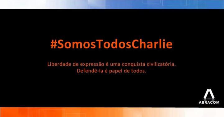 #LiberdadeDeExpressão é uma conquista civilizatória. Defendê-la é papel de todos. #SomosTodosCharlie #JeSuisCharlie http://t.co/qVE9OIi7tn