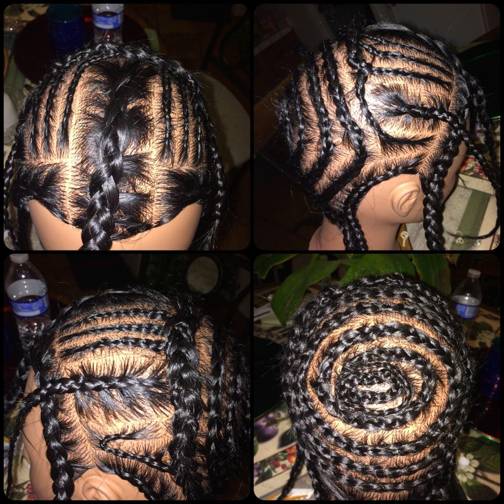 Bianca Johnson On Twitter Braid Pattern For Three Part Sew In Http Amazing Braid Pattern For Sew In