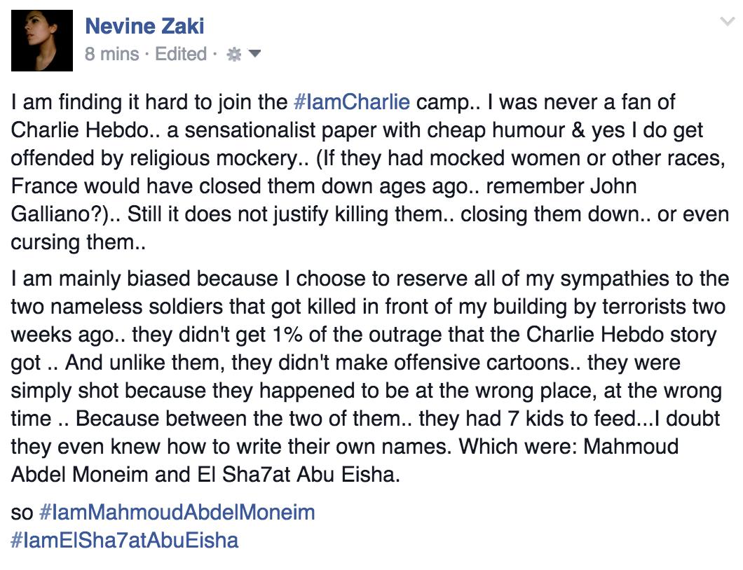 Sorry #Iamcharlie but #IamMahmoudAbdelMoneim and #IamElSha7atAbuEisha http://t.co/NubBSrPLBQ