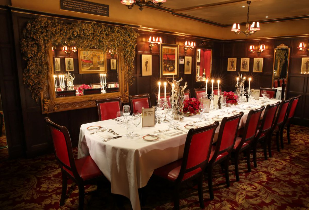 "bookatable on twitter: ""london's oldest restaurant and featured in"