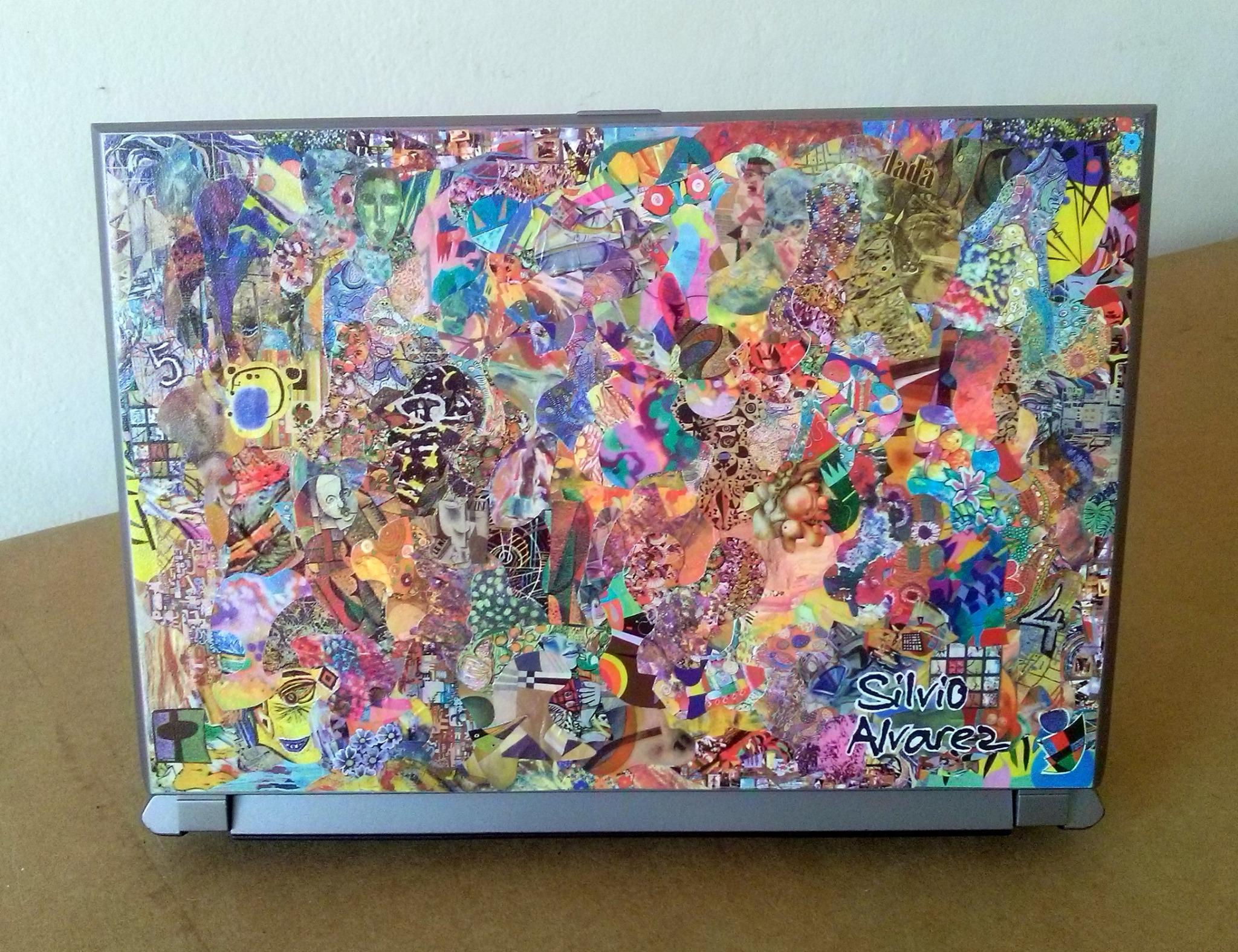 O meu notebook também ganhou roupa nova para 2015 #collage #colagem http://t.co/c6Loa0ulTL