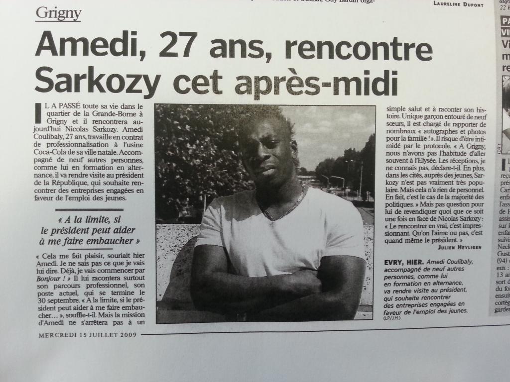 """""""Vous savez qui je suis"""" : l'itinéraire d'Amedy Coulibaly. B66ouWdCEAAZP76"""