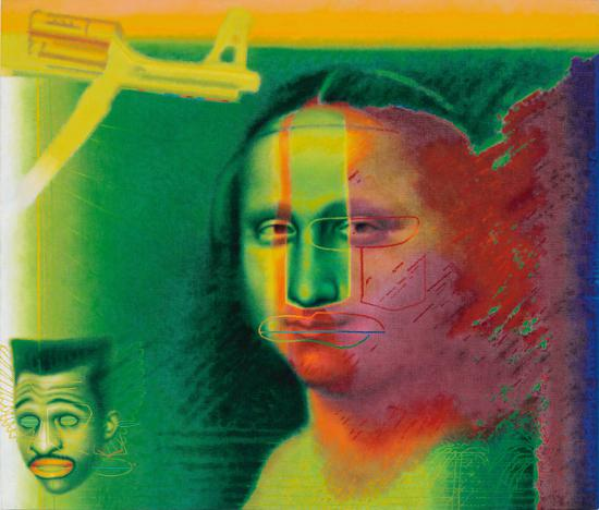 Oxford's @AshmoleanMuseum will host first major UK exhibition of Chicago pop-artist Ed Paschke @EdPaschkeArtCtr http://t.co/N3ZxMSdpuI