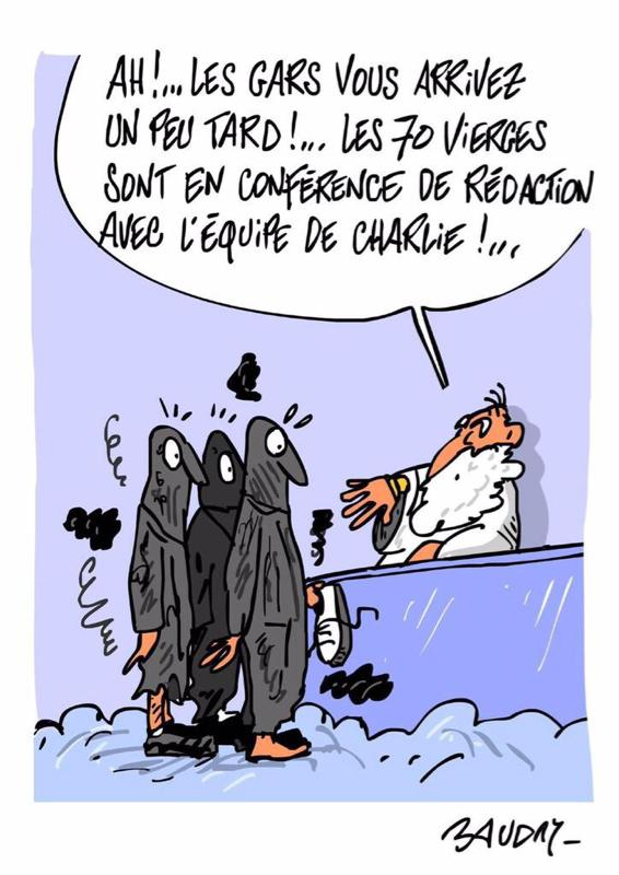 ":-) ""@GEFeminin: L'humour de #CharlieHebdo n'est pas mort! via @hervebaudry @isahorlans http://t.co/gFRV0GWSZr"""