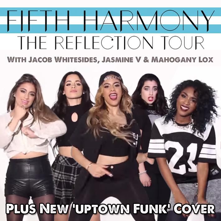 Big gig news on twitter fifth harmony announce us tour with very big gig news on twitter fifth harmony announce us tour with very special uptown funk cover httptfsacwievot httpthujdikmhxd thecheapjerseys Images