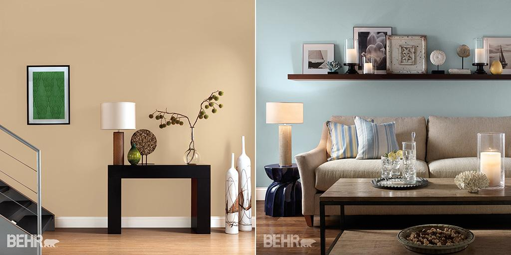Behr Paint On Twitter Earth Or Water Riviera Sand 320e