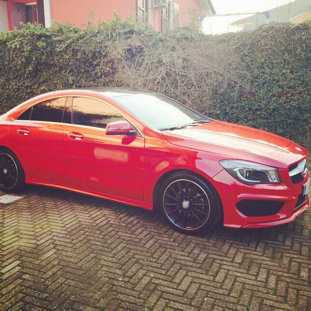 Dad's car. Jealous. http://t.co/h8g9kSlhpM