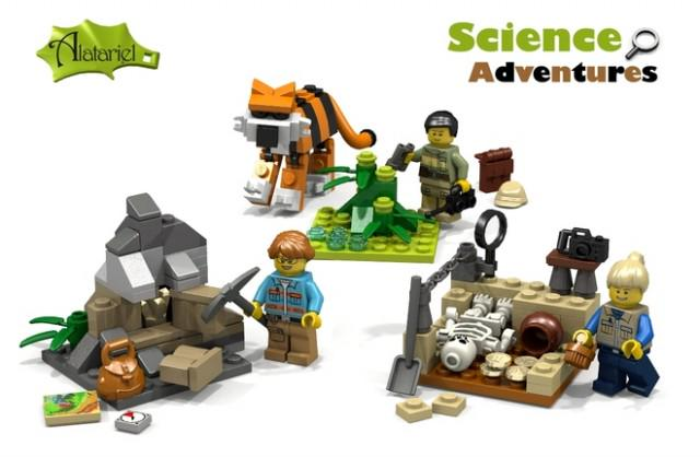 LEGO Female Scientist Set Officially Has 10,000 Supporters It Needs to Become Reality! http://t.co/T2sRtXHnlV http://t.co/SK5tKBrh6N #STEM