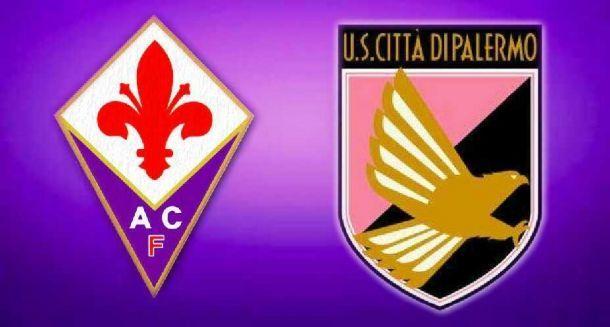 Fiorentina Palermo diretta tv streaming calcio Serie A oggi 11/1/2015