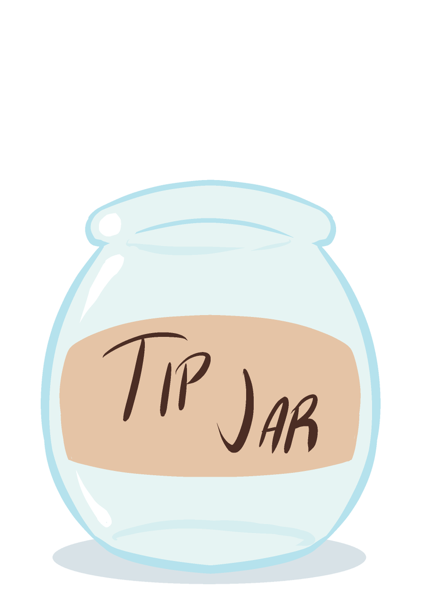 a minute to go..the tip jar is empty..Let's fill it up #INZpirED #satchat #sunchat #Nt2t http://t.co/l8MrrHukje