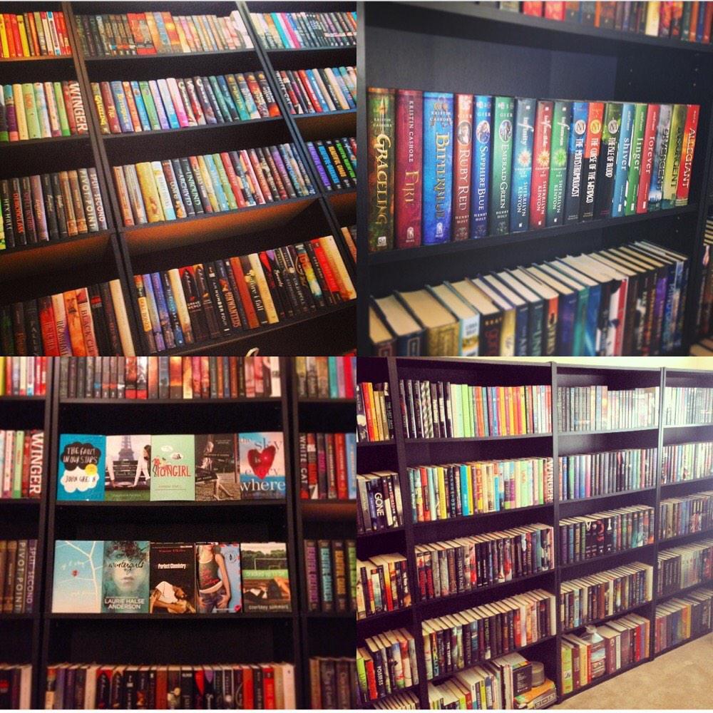 RTfelixitysmoak Bookshelf Goals Af Pictwitter Bhl7xHA14f