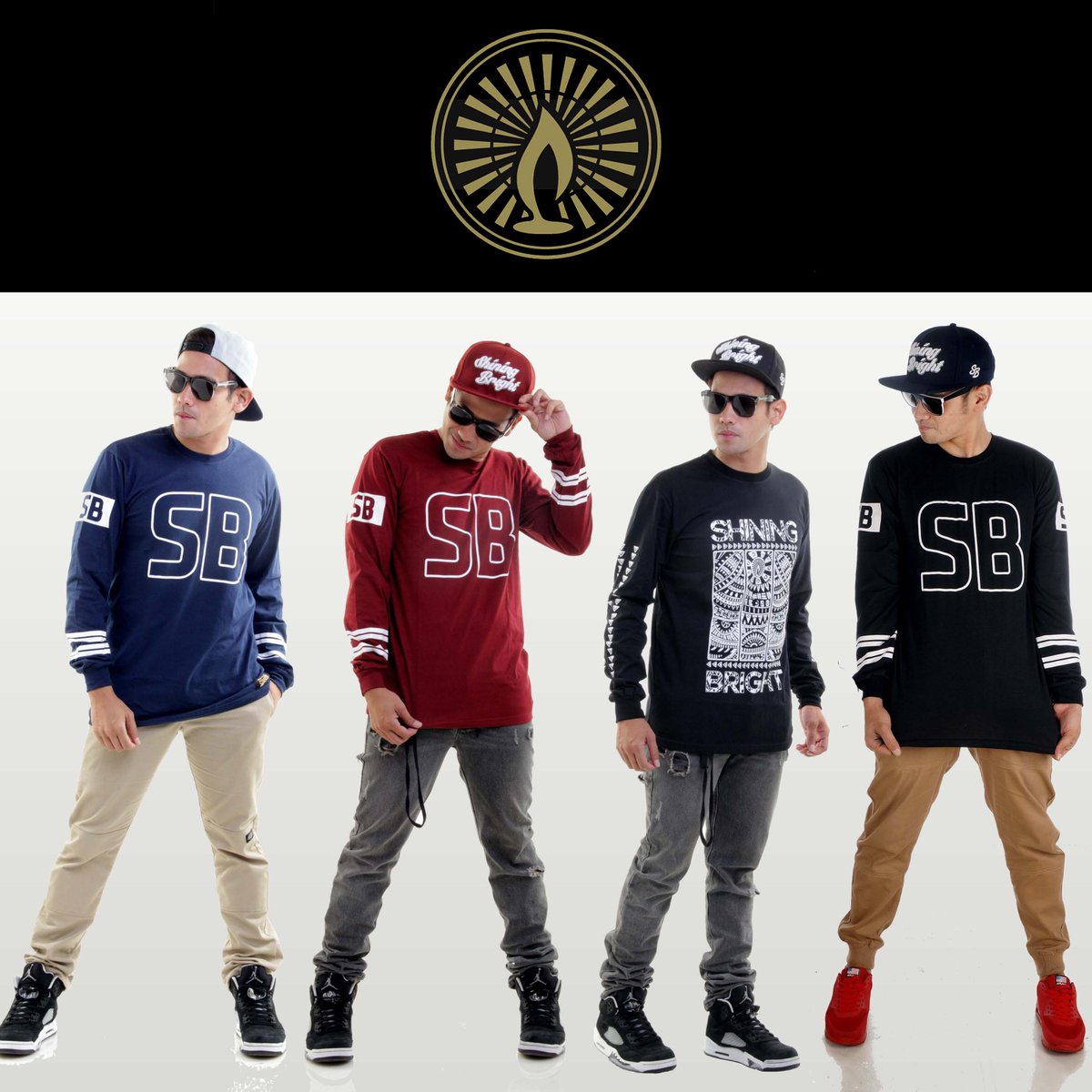 """@tarrabudiman: Just Restocked Long Sleeve T-Shirt // Available now at @ShiningBrightCo & @ShiningBrightTM http://t.co/Jt7drZTHae"""