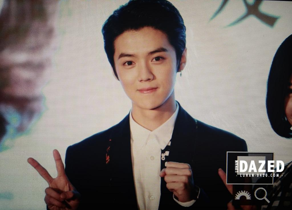 """[PREVIEW] 141229 'Back to 20 (Miss Granny)"""" Press Conference @ Shanghai [63P] B6A2bGfCYAAqWVf"""