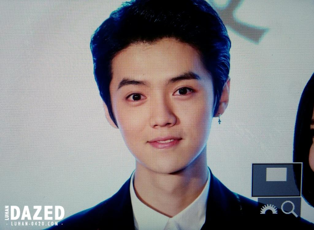 """[PREVIEW] 141229 'Back to 20 (Miss Granny)"""" Press Conference @ Shanghai [63P] B6A3EbsCIAEne-H"""
