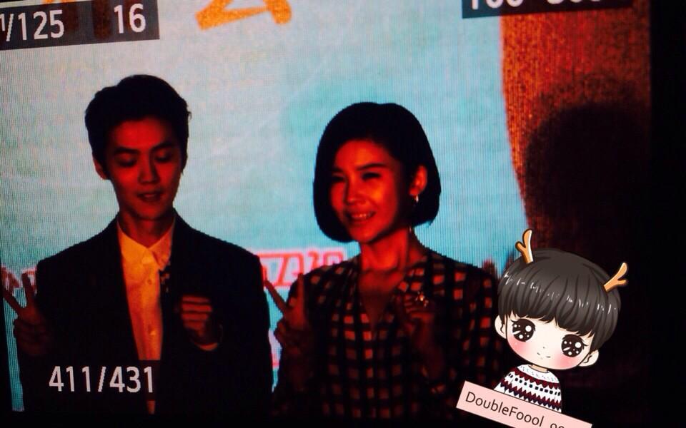 "[PREVIEW] 141229 'Back to 20 (Miss Granny)"" Press Conference @ Shanghai [63P] B6A4UqhCMAEkCqs"