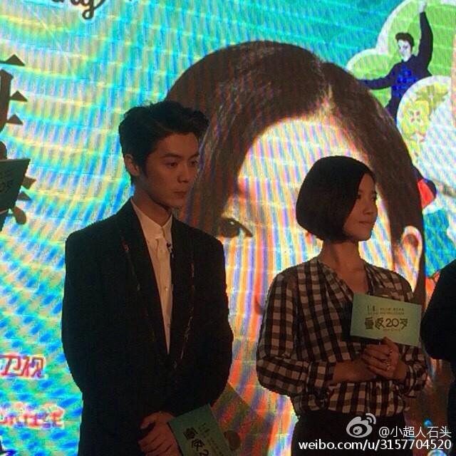 """[PREVIEW] 141229 'Back to 20 (Miss Granny)"""" Press Conference @ Shanghai [63P] B6A4vP4CEAEIv47"""