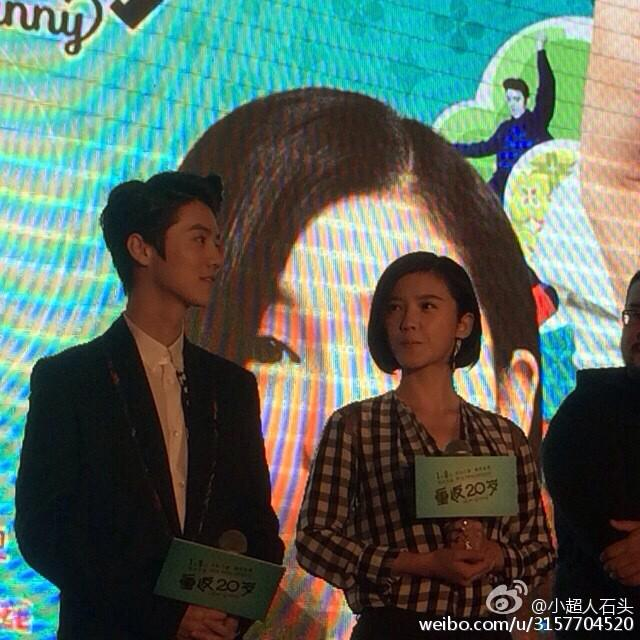 """[PREVIEW] 141229 'Back to 20 (Miss Granny)"""" Press Conference @ Shanghai [63P] B6A4yNOCUAEWy8A"""