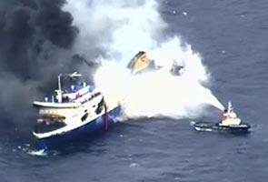 """""""I cannot breathe, we are all going to burn like rats -- God save us,"""" a passenger said.  http://t.co/Aa4jUzL4Mr http://t.co/AqPPBWzYmE"""
