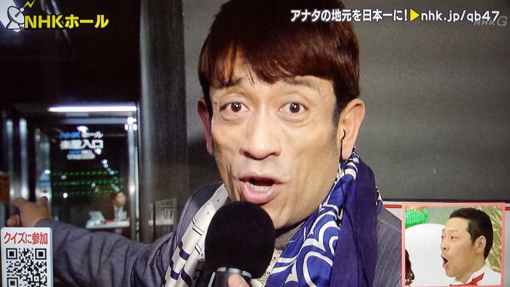 NHKで現在生放送中の国民総参加クイズSHOWでクリス松村さんが「今まさに嵐さんのリハーサル中!」って言ってますので、HEY!HEY!HEY!の生放送は出ませんね~ http://t.co/sOxXkz6wDJ