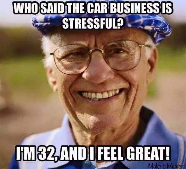 B6C4ZogCMAMkKx car sales memes on twitter \