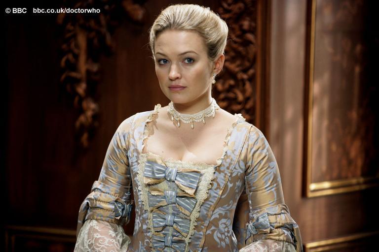Madame Pompadour Aka Girl Fireplace Portrayed Sophia Myles Born
