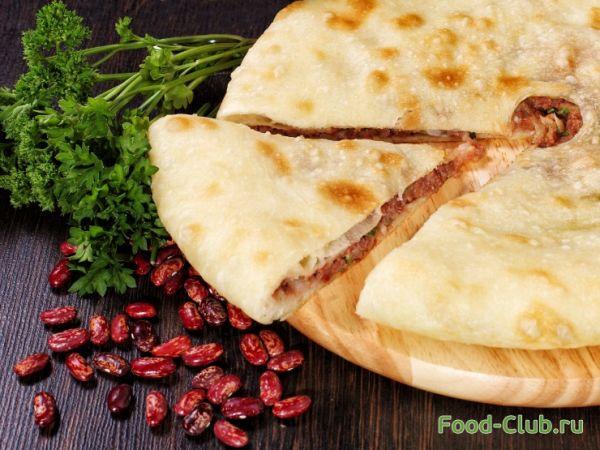 Тесто для осетинских пирогов рецепт