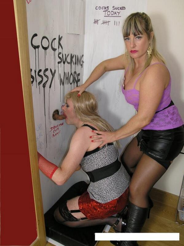 Feminization Cock Sucking 7