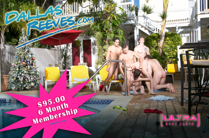 RT Join Dallas Reeves today at our Holiday Special rate $95 for 6 MONTHS! http://t.co/NGOGPXJmc0 #GAY